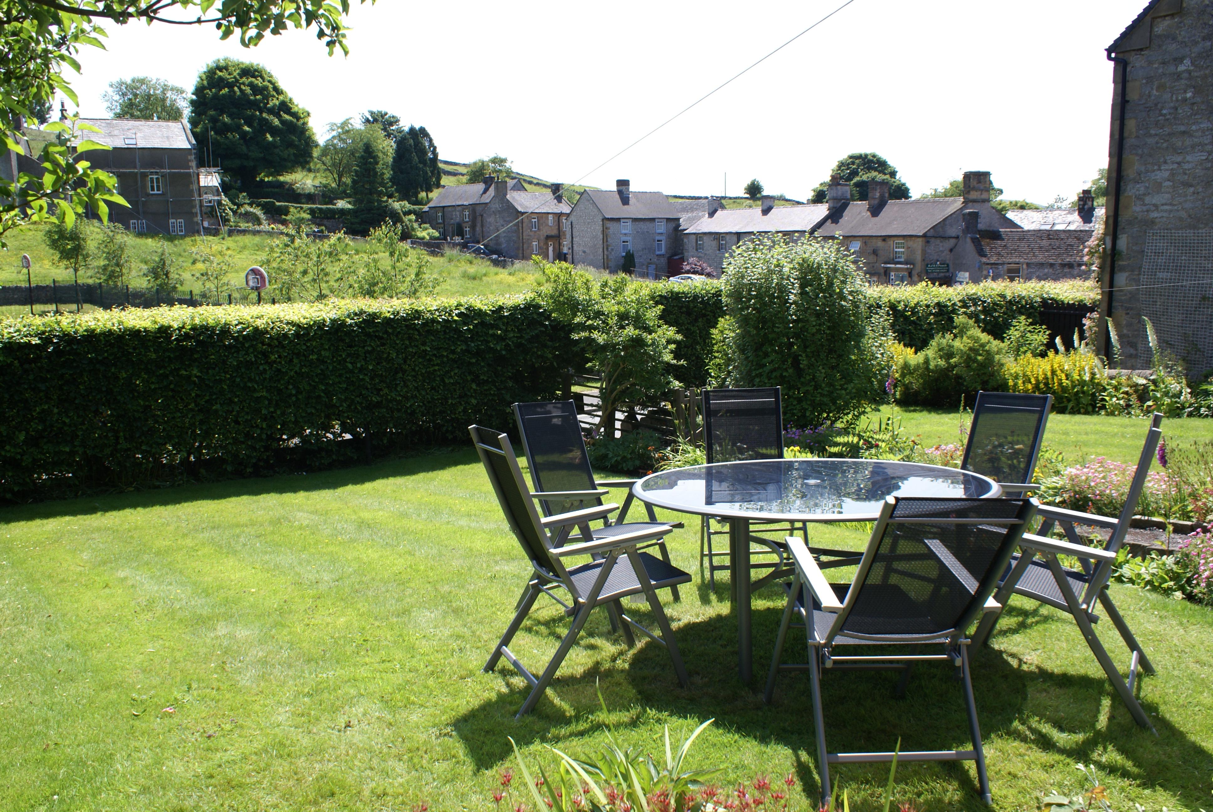 Beech Cottage garden