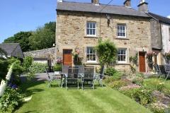 Birch Cottage garden